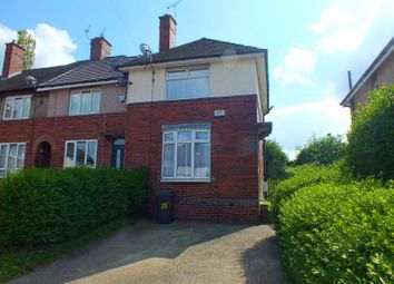 Thumbnail 2 bed terraced house for sale in Mordaunt Road, Arbourthorne, Sheffield