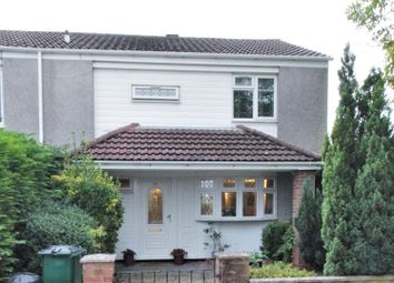 Thumbnail 3 bed end terrace house for sale in Ashburnham Road, Crawley