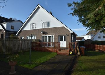 Thumbnail 2 bed semi-detached house for sale in Lincoln Avenue, Uddingston, Glasgow