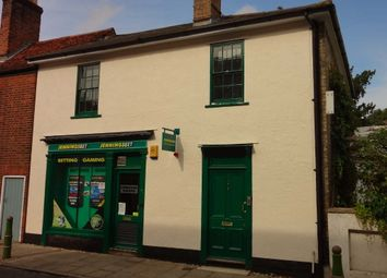 Thumbnail 2 bed flat to rent in High Street, Buntingford
