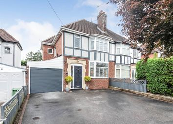Thumbnail 3 bed semi-detached house for sale in King Charles Road, Halesowen