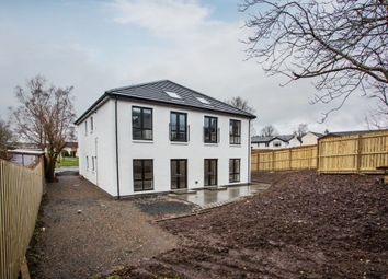 Thumbnail 3 bedroom flat for sale in 1 Woodberry House, Castlehill Road, Kilmacolm