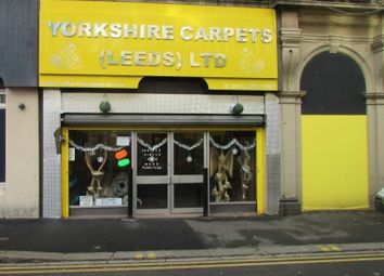Thumbnail Retail premises for sale in Yorkshire Carpets, Leeds