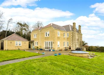 Thumbnail 6 bed detached house for sale in Iford Lane, Hinton Charterhouse, Bath