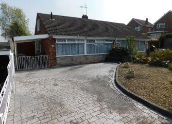 Thumbnail 2 bed semi-detached bungalow for sale in Hales Park, Bewdley