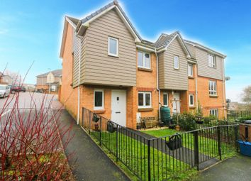 Thumbnail 2 bed end terrace house for sale in Shackleton Walk, Teignmouth