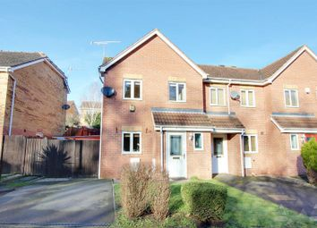 Thumbnail 3 bed end terrace house for sale in Newlands Road, Forest Town, Mansfield