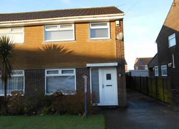 Thumbnail 3 bed semi-detached house to rent in Andover Close, Barry, Vale Of Glamorgan