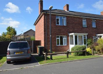 Thumbnail 3 bed town house for sale in Alice Templer Close, Barrack Road, Exeter