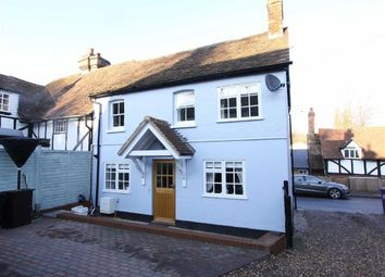 Thumbnail 2 bed cottage for sale in High Street, Whitwell, Hertfordshire