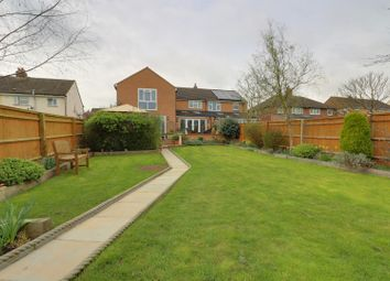 Thumbnail 5 bedroom semi-detached house for sale in Meadow View Road, Oxford