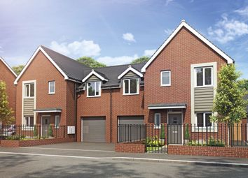 Thumbnail 3 bed semi-detached house for sale in Weogoran Park, Whittington Road, Worcester