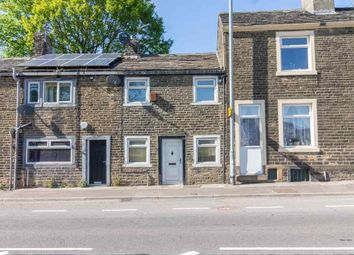 Thumbnail 2 bed terraced house for sale in Friendly, Sowerby Bridge