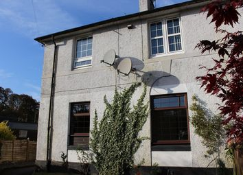 Thumbnail 2 bed flat for sale in Perth Road, Dunblane