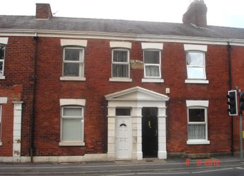 Thumbnail 4 bed terraced house to rent in Avenham Lane, Preston