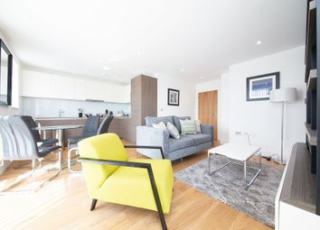 Thumbnail 2 bed flat to rent in Elstree Apartments, 72 Grove Park, Silverworks, Colindale, London