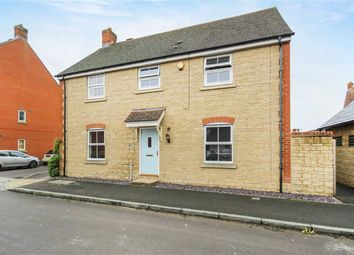 Thumbnail 4 bed detached house for sale in Phoenix Gardens, Swindon, Wiltshire