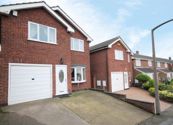 Thumbnail 4 bed detached house for sale in Clarke Avenue, Arnold, Nottingham