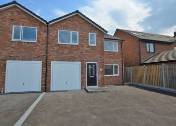 Thumbnail 4 bed semi-detached house for sale in Jollows Close, Whitehaven