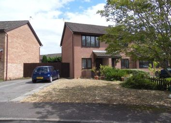 Thumbnail 1 bedroom semi-detached house for sale in Heol Pantruthin, Pencoed, Bridgend