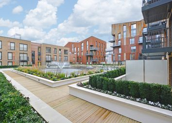 Thumbnail 1 bed flat to rent in Royal Victoria Gardens, Marine Wharf, London