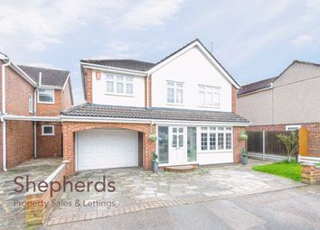 5 bed detached house for sale in Hobsons Close, Hoddesdon, Hertfordshire EN11