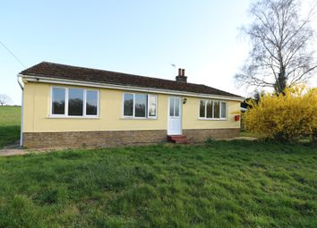 Thumbnail 3 bed detached bungalow to rent in Fen Street, Redgrave, Diss