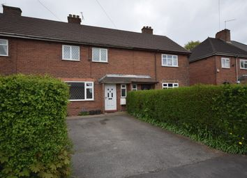 Thumbnail 2 bed town house to rent in The Moat, Weston Coyney, Stoke-On-Trent