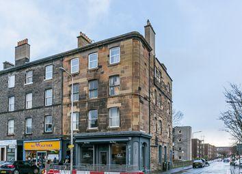 Thumbnail 4 bed flat for sale in Leith Walk, Leith Walk, Edinburgh