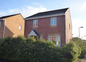 Thumbnail 4 bed detached house to rent in 16 May Drew Way, Cwrt Penrhiwtyn, Neath .