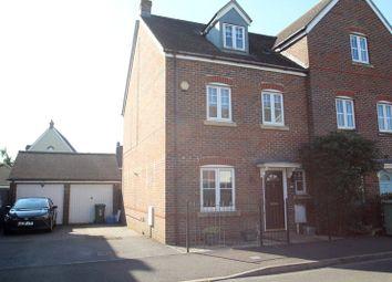 Beech Way, Angmering, Littlehampton BN16. 4 bed semi-detached house