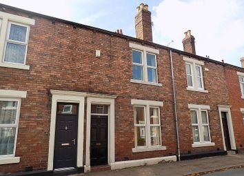 Thumbnail 3 bed terraced house for sale in Howe Street, Carlisle