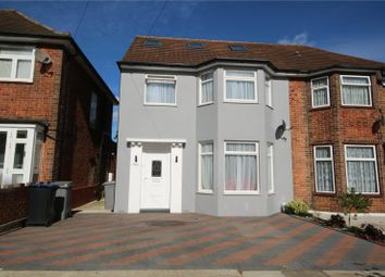 Thumbnail 5 bedroom semi-detached house for sale in Vivian Avenue, Wembley