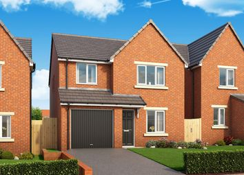 "Thumbnail 4 bedroom detached house for sale in ""The Elm"" at St. Marys Terrace, Coxhoe, Durham"