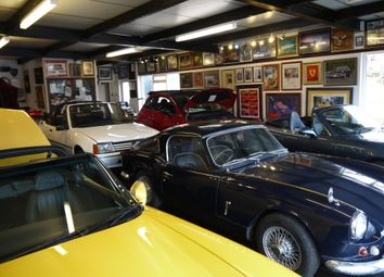 Thumbnail Parking/garage for sale in Vehicle Repairs & Mot YO30, Newton On Ouse, North Yorkshire