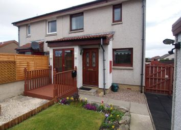Thumbnail 1 bed end terrace house to rent in Whinpark Circle, Portlethen