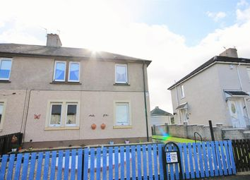 Thumbnail 1 bedroom flat for sale in Rockburn Crescent, Bellshill