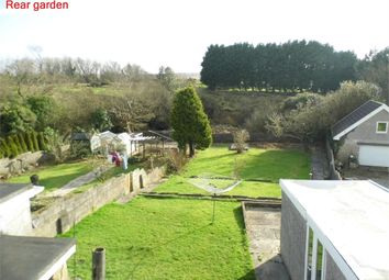 Thumbnail 3 bed semi-detached bungalow for sale in 15 Dennis Place, Bryncethin, Bridgend, Mid Glamorgan