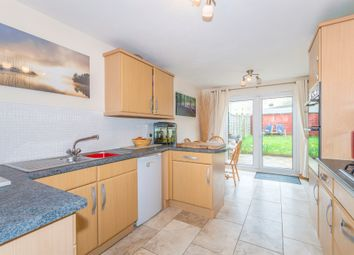 Thumbnail 3 bed town house for sale in Brickstead Road, Hampton Centre, Peterborough