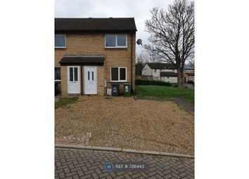 Thumbnail 2 bedroom end terrace house to rent in Seymour Place, Peterborough
