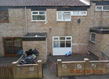 Thumbnail 4 bed terraced house for sale in Bassett Croft, Small Heath