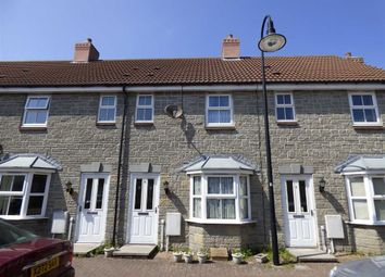 Thumbnail 2 bed terraced house for sale in Riverside Close, St. Georges, Weston-Super-Mare
