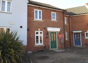 Thumbnail 3 bedroom terraced house for sale in Watton, Thetford, Norfolk