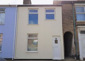 Thumbnail 3 bedroom terraced house to rent in Tonning Street, Lowestoft