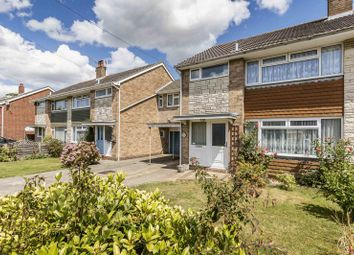 Thumbnail 3 bed semi-detached house for sale in Crowsbury Close, Emsworth