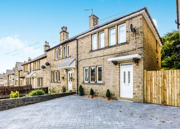 Thumbnail 3 bed end terrace house for sale in Hubert Street, Salendine Nook, Huddersfield