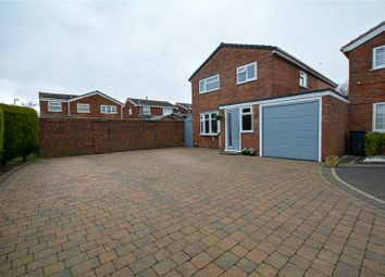 Thumbnail 4 bed detached house for sale in Braham, Riverside, Tamworth, Staffordshire