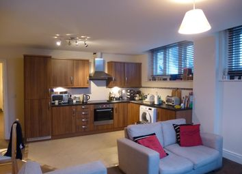 Thumbnail 2 bedroom flat to rent in Old Green Close, Whitwell, Worksop