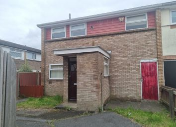 Thumbnail 3 bed end terrace house for sale in Bracken Court, Clock Face, St. Helens