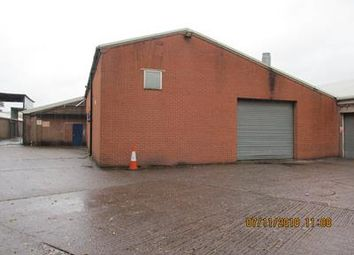 Thumbnail Light industrial to let in Unit A4, Fraylings Business Park, Davenport Street, Burslem, Stoke-On-Trent, Staffordshire